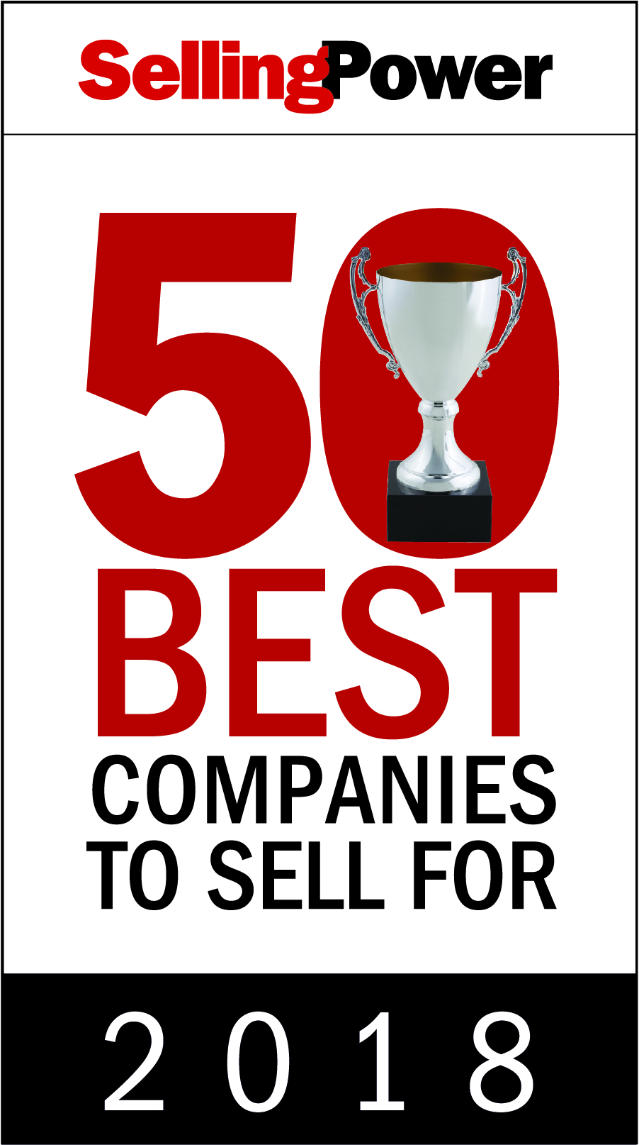 50 Best Companies to Sell for in 2018 - Selling Power